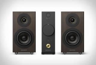 Sistema de Áudio Sony CAS-1