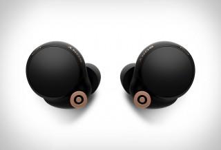 Novos Fones de Ouvido da Sony - WF-1000XM4 Wireless Earphones