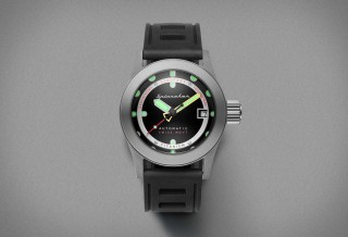 Relógio de Mergulho de Edição Limitada