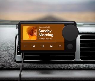 O Spotify acaba de lançar um player inteligente para o seu carro - SPOTIFY CAR THING - Imagem - 4