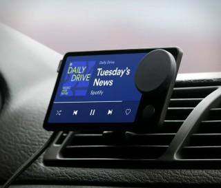 O Spotify acaba de lançar um player inteligente para o seu carro - SPOTIFY CAR THING - Imagem - 2