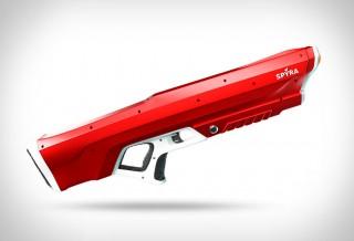 Pistola de água elétrica Spyra