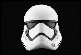 Capacete de Stormtrooper - O Despertar da Força
