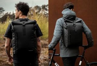 Bolsas mais Resistentes e Duráveis do Setor Atualmente - Stubble & Co Roll Top Backpack