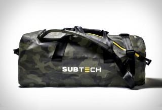 Bolsa de Lona Mais Extrema do Mundo - Subtech Pro Drybag 3.0