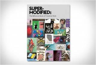 LIVRO DE DESIGN SUPER-MODIFIED