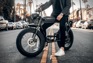 Bicicleta Elétrica - Super73-S1 E-Bike
