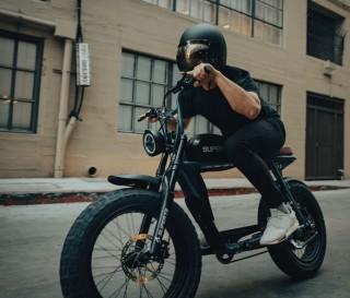 Bicilceta elétrica Super73 S2 E-Bike - Imagem - 4