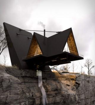 Casa Flutuante Espetacular - SUSPENDED HOUSE - Imagem - 4
