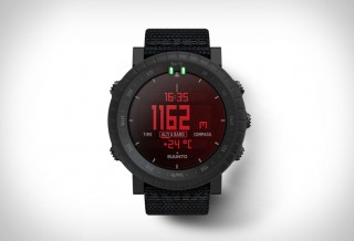 Relógio Resistente - SUUNTO CORE ALPHA STEALTH