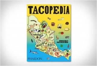 Tacopedia - Tributo enciclopédico dos tacos do México