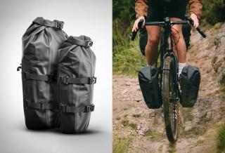 Bolsas para Transporte em Bicicletas - TAILFIN MINI PANNIERS
