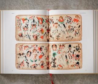 Livro com história da tatuagem - TATTOO - Imagem - 5