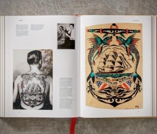 Livro com história da tatuagem - TATTOO - Imagem - 3
