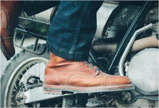 Botas para Moto - Taylor Stitch