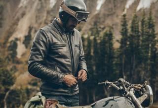 Jaqueta Moto Taylor Stitch
