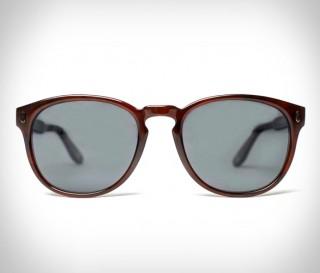 Óculos de Sol de Inspiração Vintage - TAYLOR STITCH NELSON SUNGLASSES - Imagem - 4