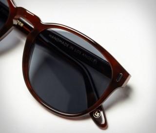 Óculos de Sol de Inspiração Vintage - TAYLOR STITCH NELSON SUNGLASSES - Imagem - 3