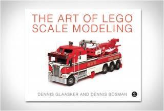 A Arte das Maquetes de Lego