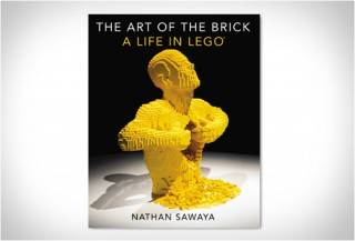 A ARTE DAS ESCULTURAS DE LEGO