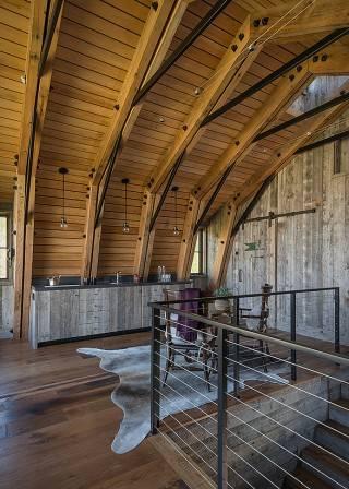 Arquitetura - O celeiro - Imagem - 5