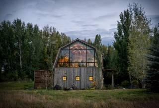 Arquitetura - O celeiro