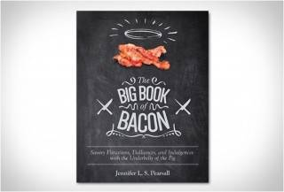 RECEITAS DE BACON - THE BIG BOOK OF BACON