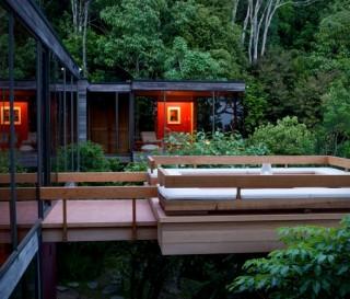 Casa Flutuante na Floresta - BRAKE HOUSE - Imagem - 2