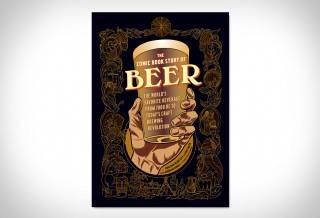 O Livro de História em Quadrinhos da Cerveja
