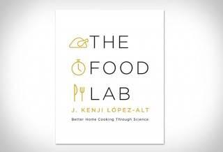 Livro O Laboratório dos Alimentos