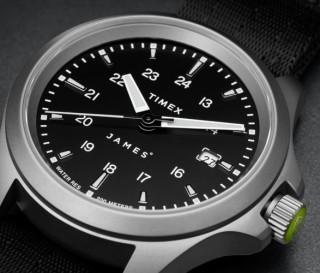 Relógio Masculino - The James Brand x Timex Expedition North Watch - Imagem - 2