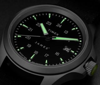 Relógio Masculino - The James Brand x Timex Expedition North Watch - Imagem - 5