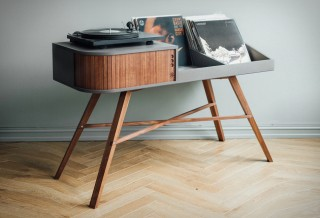 MESA DE VINIL - HRDL Vinyl Table