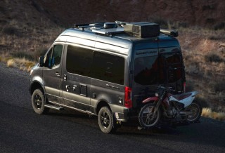 Trailer Van para Campismo - THOR SANCTUARY CAMPER VAN