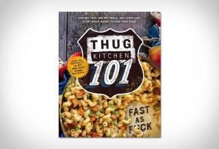Livro Thug Kitchen 101