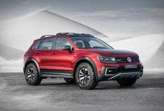 Tiguan GTE | Volkswagen