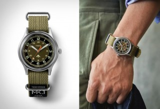 Relógio Militar Timex x Todd Snyder Bootcamp Watch