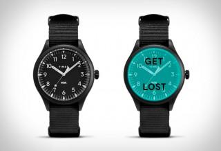 RELÓGIO Timex x Wood Wood Watch