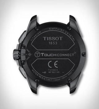Novo Relógio Tissot Movido a Energia Solar - T-Touch Connect Solar Watch - Imagem - 4
