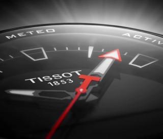 Novo Relógio Tissot Movido a Energia Solar - T-Touch Connect Solar Watch - Imagem - 2