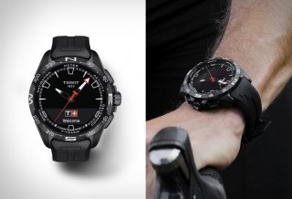 Novo Relógio Tissot Movido a Energia Solar - T-Touch Connect Solar Watch