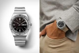 Relógio Todd Snyder em colaboração com a Timex