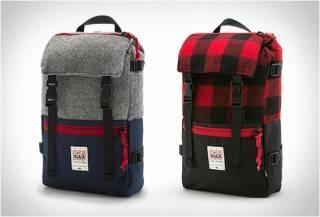 Mochila Rover Pack - Topo Designs X Woolrich