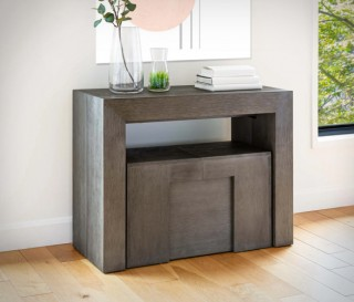 Mesa de jantar extensível - Imagem - 2