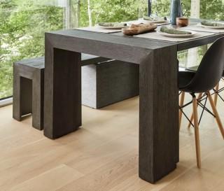 Mesa de jantar extensível - Imagem - 3