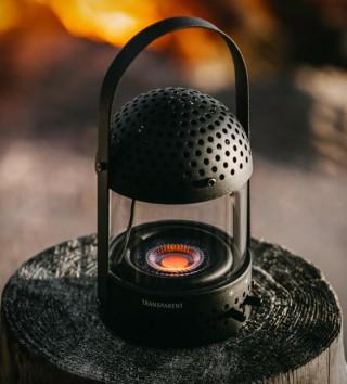 Lanterna de vidro com alto-falante - Light Speaker - Imagem - 4