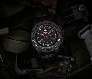 Os Melhores Relógios no Estilo Militar - TRASER P69 BLACK STEALTH WATCH - Imagem - 4