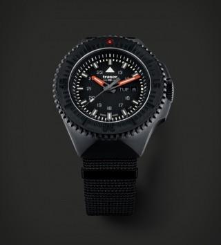 Os Melhores Relógios no Estilo Militar - TRASER P69 BLACK STEALTH WATCH - Imagem - 2