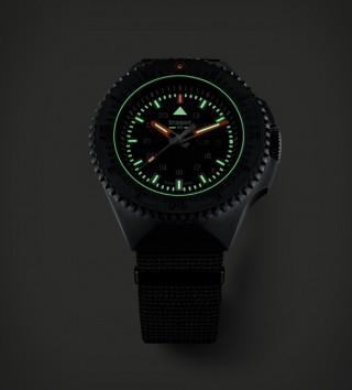 Os Melhores Relógios no Estilo Militar - TRASER P69 BLACK STEALTH WATCH - Imagem - 5