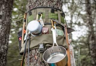 Kit Acampamento Treehugger